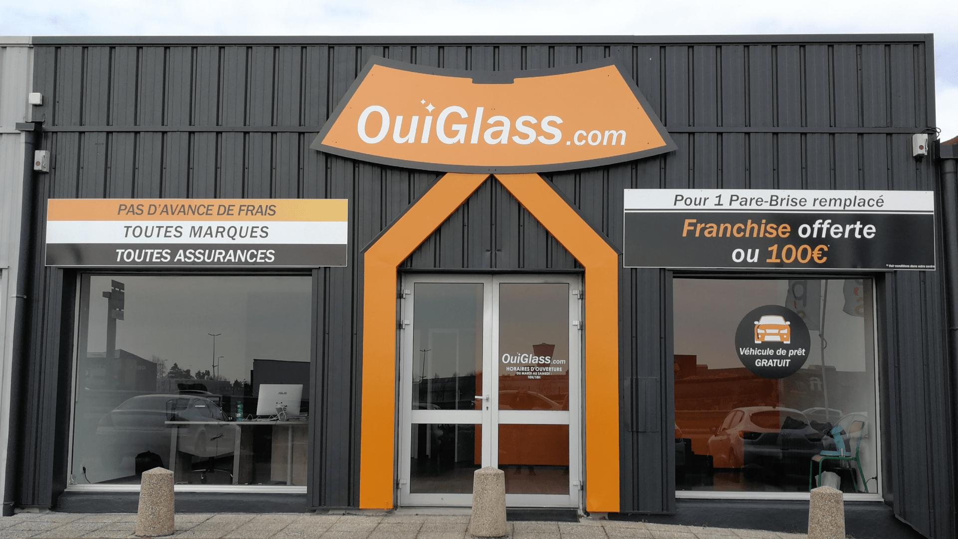 Ouiglass TRESSES (BORDEAUX EST)